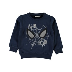 Nitspiderman  sweat top