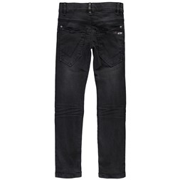 Nitras black denim
