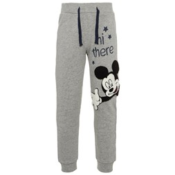 Nmmmickey oak swe pants