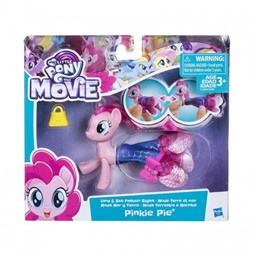 My little pony land & sea fashion