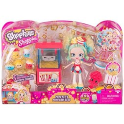 Shopkins shoppies popcorn
