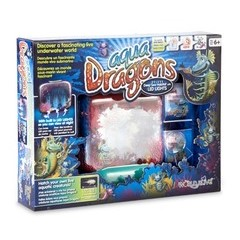 Aqua Dragons Led