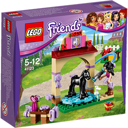LEGO friends  Føllets vaskeplass