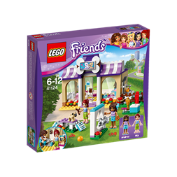 LEGO friends Heartlakes valpepark