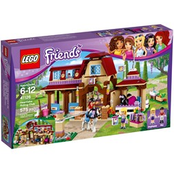 LEGO friends rideklubb