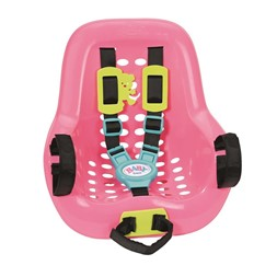 Baby born play fun bikerseat