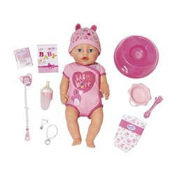 Babyborn soft  touch girl