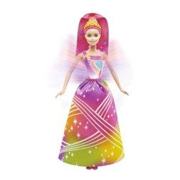 Barbie  rainbow princess