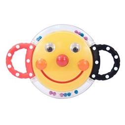 Sassy smiley face mirror