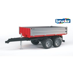 Bruder tipping trailer