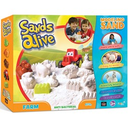Modeling Sands Alive Farm